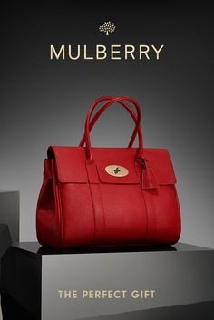 8b8d43aa12f1 Merry  amp  Bright  New Arrivals in the Mulberry Gift Collection. bag