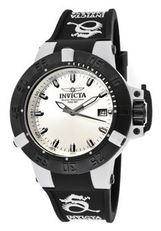 Price:$175.99 #watches Invicta 10126, The Invicta makes a bold statement with its intricate detail and design, personifying a gallant structure. It's the fine art of making timepieces.