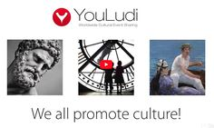 YouLudi: Worldwide Cultural Event Sharing