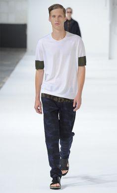 Dries Van Noten Spring Summer 2013 Menswear Collection