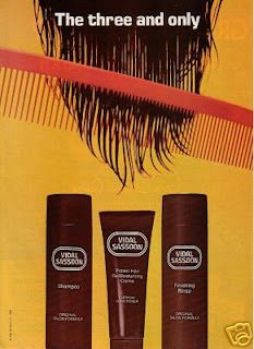I remember this so well in the 80's. With the iconic packaging and almond smell. Think Vidal Sassoon ought to relaunch this!