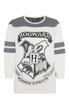 Harry Potter Raglan Sleeve PJ Top