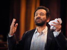 "Where does creative inspiration spring from? At TEDIndia, Hollywood/Bollywood director Shekhar Kapur (""Elizabeth,"" ""Mr. India"") pinpoints his source of creativity: sheer, utter panic. He shares a powerful way to unleash your inner storyteller."