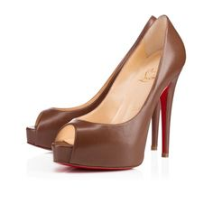 "Shoes - Vendome ""ada"" N°5 - Christian Louboutin"