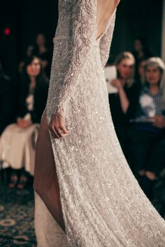 New York Bridal Week / Mira Zwillinger Spring 2016 Bridal / Photo: The LANE