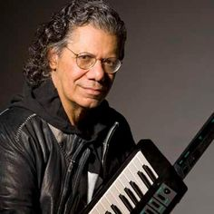 If you'll take a seat, Chick Corea would like to play the keytar for you.