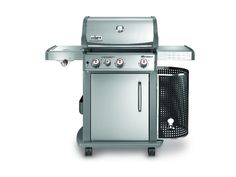 BARBECUE SPIRIT PREMIUM S-330 GBS INOX Weber Spirit, Barbecues, Grilling, Bbq, Outdoor Decor, Gourmet, Drinks, Kitchens, Barbecue