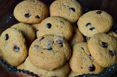 Cookies (Fursecuri americane cu ciocolata) Homemade Biscuits, Muffin, Cookies, Breakfast, Health, Desserts, Foods, Recipes, Food Cakes