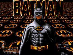 Batman: The Movie (Commodore Amiga)