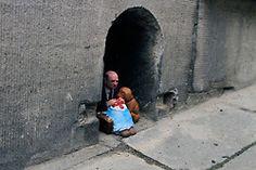 Isaac Cordal #streetart #art