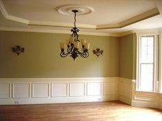1000 images about crown molding on pinterest crown for Dining room wall molding ideas