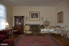 Interior of the home in which Helen Keller grew up, Tuscumbia, Alabama, 2010.