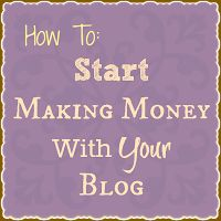 {Bloggers} How To: Start Making Money With Your Blog - Sparkle Me Pink
