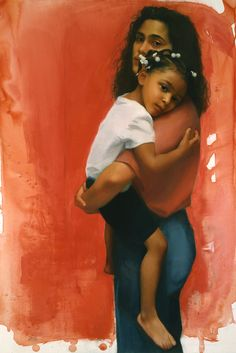 The Art of Sharon Sprung - Painting Figurative