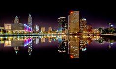 Downtown Tampa... Gorgeous!!