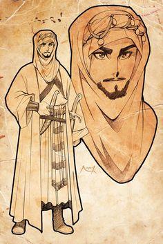 arabian princess character design - Buscar con Google