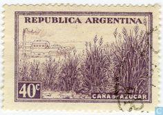 Argentina [ARG] - Sugar cane