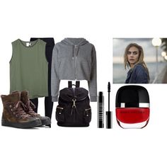 Margo's cropped top outfit in # paper towns