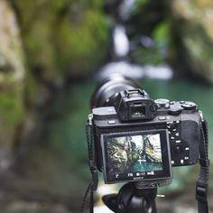 """""""Exploring waterfalls    @sonyaustralia #a7ii""""  via stefan_haworth on Instagram"""