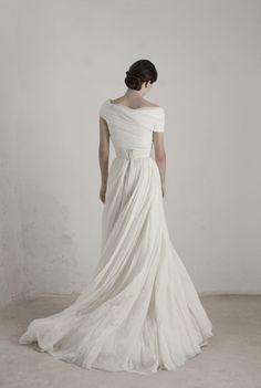 Caracola top with Tutu skirt | Cortana Wedding Dress
