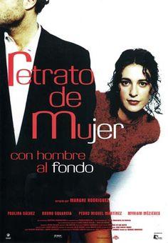 Retrato de mujer con hombre al fondo   (1997) de Manane Rodríguez -  tt0156951