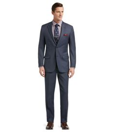 Classic Collection Tailored Fit Suit