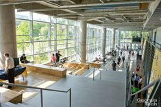 edu/ Photo by Jennifer Tyner Copyright Georgia Institute of Technology 2012 Georgia Institute Of Technology, Social Environment, Learning Spaces, Higher Education, Architecture, Interior, Colleges, Libraries, Home Decor