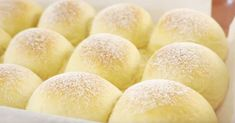 This Japanese milk bread is fluffy, light and delicious . Milk Bread Recipe, Bread Recipes, Cooking Recipes, Bread And Pastries, Yummy Drinks, Delicious Desserts, Delicious Cookies, Milk Roll, Japanese Milk Bread