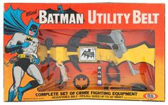 batman utility belt ideal