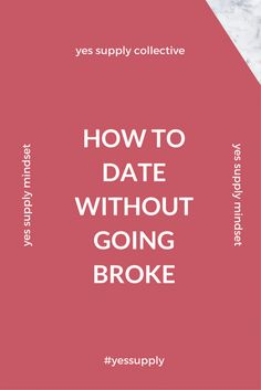 There are ways for a romantic valentine's date without going broke. Being gracious doesn't have to require $$$. Affordable Places To Go To, If You're Broke on Valentine's Day. Find Out Authentic Ways To Impress Your Partner on Valentine's Day Without Going Broke. Learn how to date without going broke. Be sure to comeback for more tips and tricks here at yessupply.co!