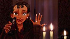 Diario de una pasión protagonizado por los personajes de Disney.