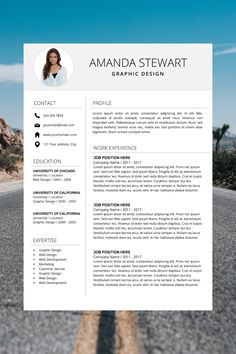 professional looking resume - cv layout template - creative resume builder - work resume template Resume Photo, Resume Cv, Resume Design, Best Resume Template, Creative Resume Templates, Cv Template, Layout Template, Picture Templates, Microsoft Word 2007