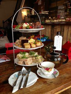 Afternoon Tea, Fancie, Sheffield