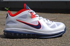Nike Team USA Kobe 7 & LeBron 9 Low ... The shoe world is trying to bankrupt you. It's flinging ...
