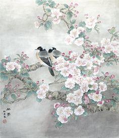 Zhaosong Yan 赵松岩 (b.1966) — (886x1024)