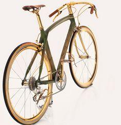 £27,000 Veloboo Gold bike features in Monte Carlo bike show | Bicycle Business | BikeBiz