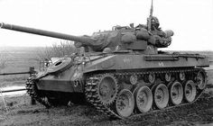 The M-18 Hellcat was the most effective tank destroyer in World War Two. It had a higher destroy to loss ratio then any other tank destroyer wielded by the American forces.