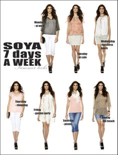 soyaconcept - top - pants - skirt - blouse - dress - scarf - jeans - shorts - belt