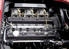 Moteur Toyota 2000GT