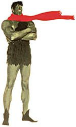 The Green Giant  is a Top 10 Icons of the 20th Century  http://adage.com/lp/top15/#ebook