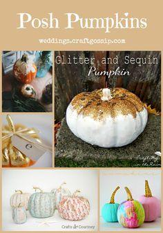175+ Pumpkin Ideas for Weddings!