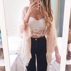 iadorefashionn:Crochet Bustier@misssjoolie