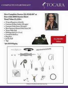 Jewelry Roll, Starter Kit, Eve