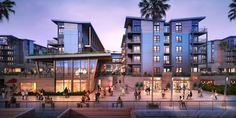 Marina del Rey is set to get a huge, tourist-friendly waterfront makeover, but there are some enormous new accommodations for residents on...