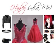 """""""My besties prom 4-4"""" by hayleybvb on Polyvore featuring Nine West, Topshop and Glamorous"""