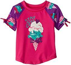 New Hatley Kids Ice Cream Treats Short Sleeve Rashguard (Toddler/Little Kids/Big Kids) online. Find the perfect Ralph Lauren Baby girls clothing from top store. Sku yolq48211lxvu47932