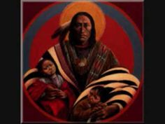 Native American Indian, Jesus and children Native American Songs, Native American Children, Native American Beauty, Native American Photos, American Spirit, American Indian Art, Native American Indians, American History, Native Americans
