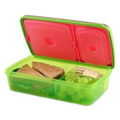 New: Kids' Soft Touch Lid Meal Carrier
