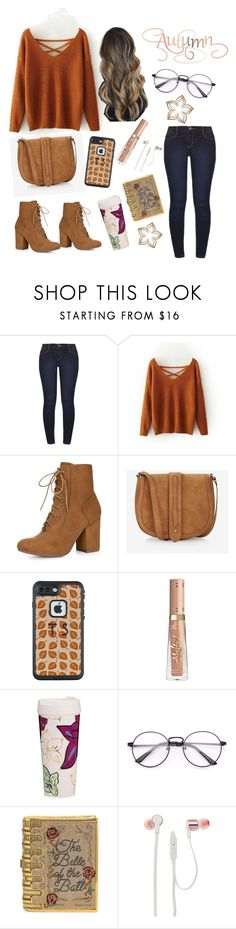 """""""Good morning. it's my fall set!"""" by aura-helena ❤ liked on Polyvore featuring Dorothy Perkins, Allegra K, Express, LifeProof, Vera Bradley, Judith Leiber and JBL"""