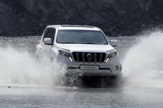 Toyota Land Cruiser Prado revealed Check Out Pics of Toyota land Cruiser Prado, Spec & Price with Full Features Toyota 4x4, Toyota Cars, Toyota Tundra, Toyota 4runner, Toyota Tacoma, Supercars, Winter Driving Tips, New Toyota Land Cruiser, Volkswagen